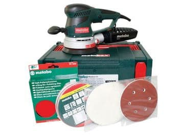 SXE-450 Variable Speed Dual Orbit Sander Pro Pack 150mm 350W 240V